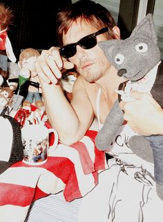 Norman Reedus photographed for Lifestyle Mirror 2012