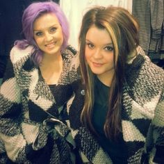 Doniya and Perrie today :)
