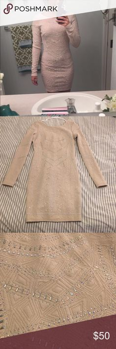 Sequin Dress Brand new, never worn, a little too big. Super cute holiday dress. Open to all reasonable offers through offer button! :) Windsor Dresses Mini