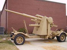 FlaK 36 88mm Gun by DarkWizard83