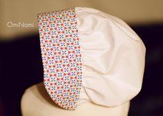 Easy pioneer bonnet tutorial