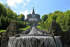Bergpark Wilhelmshöhe in Kassel ist Welterbe