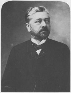 Atelier Nadar: Gustave Eiffel (1832-1923), Stahlkonstrukteur