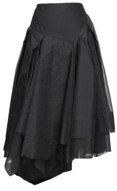 Asymmetrical inspiration...Six Napoleon Skirt