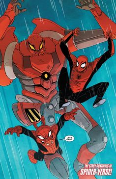 Edge of Spider-Verse #5