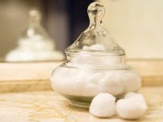 Deodorize your fridge by dampening a cotton ball with vanilla extract and placing in fridge!  - Did this - Does wonders.