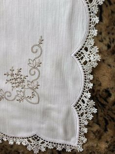 Thread Crochet, Knit Crochet, Crochet Baby Dress Pattern, Blackwork Embroidery, Crochet Skirts, Doilies, Knitting Patterns, Diy And Crafts, Stitch