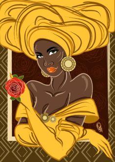 Negra Bela by Orádia N.C Porciúncula/ Licença Creative Commons 3.0 Atribuição - Uso Não-Comercial-Proibição de realização de Obras Derivadas CC BY-NC-ND