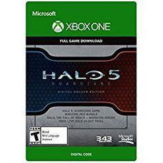 Halo 5: Guardians - Digital Deluxe Edition - Xbox One Digital Code
