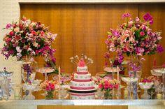 #traffo #festa #decoracao #debutantes #pink #bolo