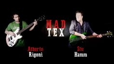 """awesome Alberto Rigoni - """"Mad Tex"""" feat. Stu Hamm - (Official) Check more at http://trendingvid.com/music-video/alberto-rigoni-mad-tex-feat-stu-hamm-official/"""