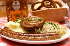 the Barvarian Beerhaus Eatery
