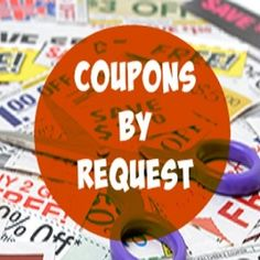 Companies that will send you coupons on request...and how to ask! ~ Savebiglivebetter.com