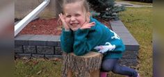 Girl's parting gift after her beloved tree is removed. (ABC News) March 21st, International Day, Abc News, Four Legged, Forests, Yard, Gifts, Patio, Presents