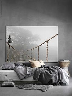 Bedroom moodboard More