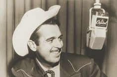 The daddy of them all though was Tennessee Ernie Ford (1919–1991). Description from theartsdesk.com. I searched for this on bing.com/images