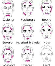 contouring for fair skin - Google Search