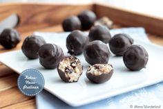 Coconut Nut Pralines