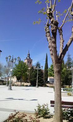 UGENA (TOLEDO). Parroquia de San Juan Bautista.
