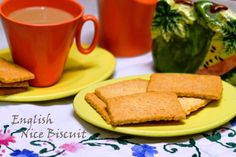 Nice Biscuits / English Coconut Nice Biscuit Lets have evening tea with these #nicebiscuits #homemade #Englishbiscuits #teatime #coconutty #cornflour #soft #bloggingmarathon #egglesscookies #egglessbaking Recipe at: www.annapurnaz.in