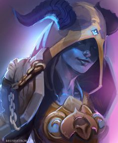 Draenei #AppleSin