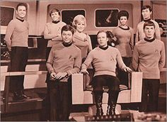 Star Trek, when I was little this was the only ST
