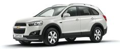 All New Chevrolet Captiva 2.2L Starts at Rs. 1835032.00 Avg Ex-Showroom Price Check on-road price Visit http://www.chevrolet.co.in/captiva-suv.html