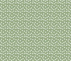 Christmas Dots - Light Sage fabric by andrea_lauren on Spoonflower - custom fabric