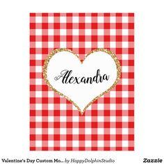 Valentineu0027s Day Custom Monogram