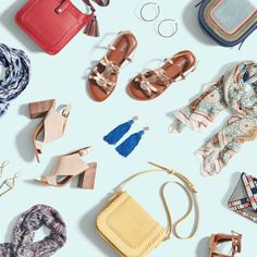 4 Accessories To Spice Up Your Summer Wardrobe