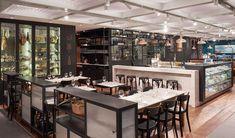 View the full picture gallery of Feudi San Gregorio Restaurant Restaurant Pictures, Interior Architecture, San, Studio, Gallery, Kitchen, Table, Furniture, Design