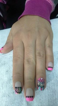 Cool Nail Art, Nail Designs, Pedicures, Nails, Makeup, Beauty, Nail Design, Nail Art, Nail Ideas