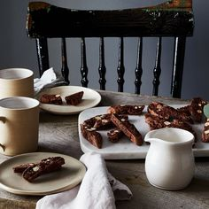 Grandma Batali's Biscotti, For Eating While You Open Presents  on Food52