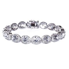 Aye Do Ltd - Bloomsbury Wedding Bracelet (ic), £74.99 (http://www.ayedoweddings.co.uk/bloomsbury-wedding-bracelet-ic/)