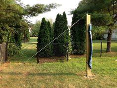 diy zipline how to build . diy zipline without trees . Kids Outdoor Play, Backyard For Kids, Outdoor Fun, Backyard Ideas, Outdoor Ideas, Kids Yard, Outdoor Games, Outdoor Projects, Patio Ideas