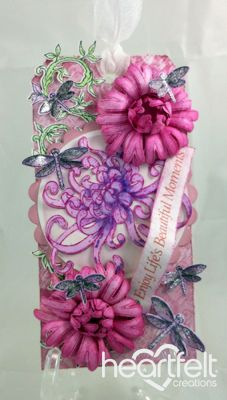 Heartfelt Creations | Beautiful Mums Tag