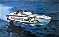 Vintage Powerboat Racing