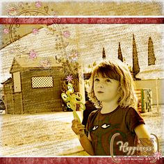 Erinn's Halloween Bubbles - Amy Flanagan - Gallery - Scrap Girls Digital Scrapbooking Forum