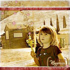 Erinn's Halloween Bubbles - Amy Flanagan - Gallery - Scrap Girls Digital Scrapbooking Forum
