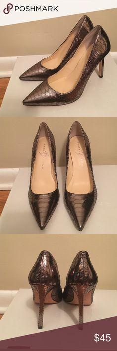 Tan pearl heels Beautiful brand new heels. Ivanka Trump Shoes Heels | My  Posh Picks | Pinterest | Brand new, Shoes heels and Ivanka trump shoes