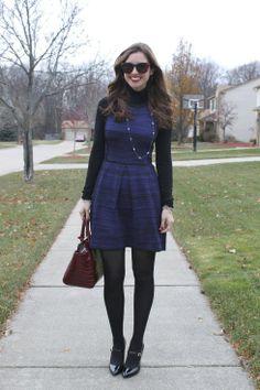 Corporate Business Fashion Dress