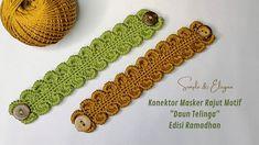 Crochet Designs, Accessories, Bijoux, Jewelry Accessories