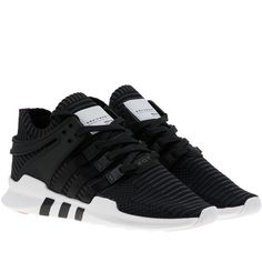 online store 75eb0 a66d3 Adidas Originals Eqt Support Adv Pk Sneakers (130) ❤ liked on Polyvore  featuring shoes