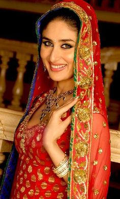 Kareena in Bridal Dress