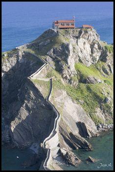 Gaztelugatxe Island