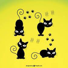 dessin stylisé de chat - Recherche Google