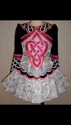 Irish Dance Solo Dress by Prime Dress Designs