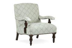 One Kings Lane - Living Room Furniture - Sanchez Chair