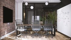 Studios Architecture, Conference Room, Patio, Interior Design, Outdoor Decor, Table, Furniture, Home Decor, Nest Design