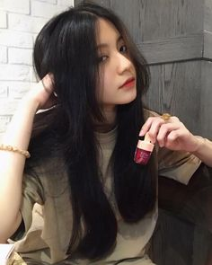 Spiffy Fashion New Hair Styles 2017 Female - Ulzzang Korean Girl, Cute Korean Girl, Korean Beauty, Asian Beauty, Girl Pictures, Girl Photos, Uzzlang Girl, Ulzzang Fashion, Beautiful Asian Girls